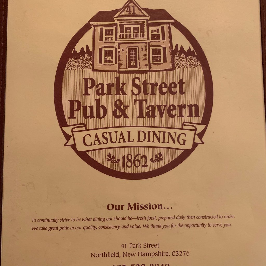 Park Street Pub and Tavern