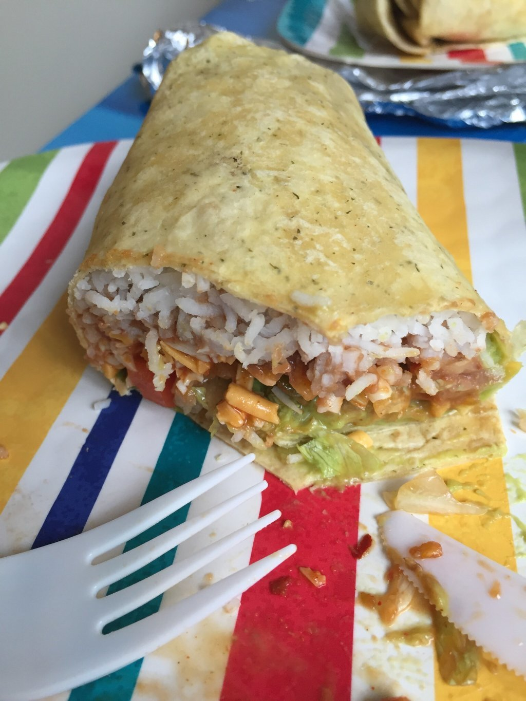 Lisa`s Legit Burritos